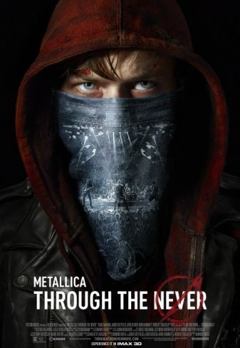 'Metallica Through the Never', tráiler y cartel
