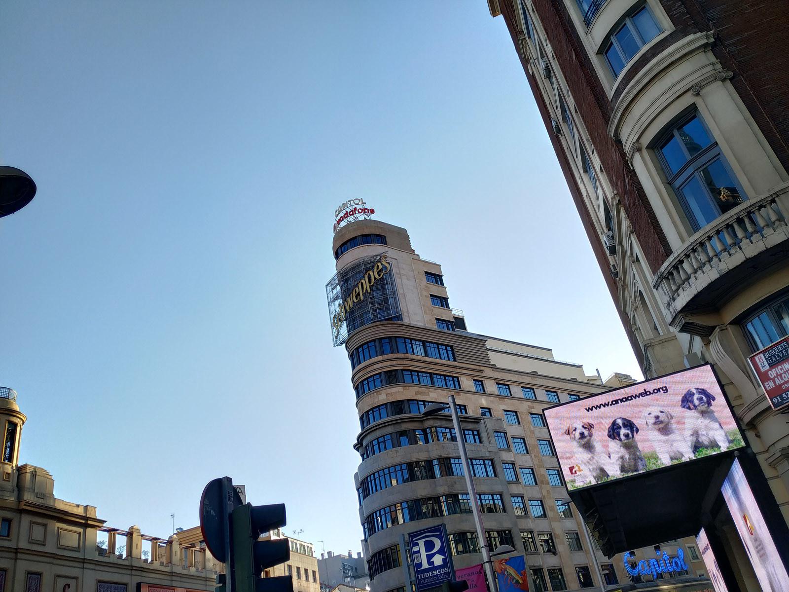 Xiaomi Mi A2, fotografías
