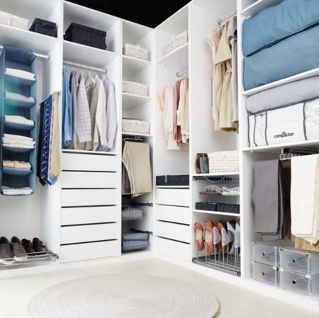 ¿Tu armario es un caos? 6 accesorios imprescindibles para recuperar el orden