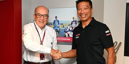 El Petronas se convierte en el RNF Racing y seguirá cinco años más en MotoGP, pero aún no saben con qué moto