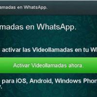 Nuevo timo usando a WhatsApp como gancho: ahora las videollamadas