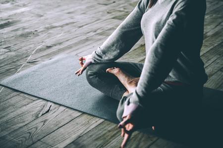瑜伽放松应力