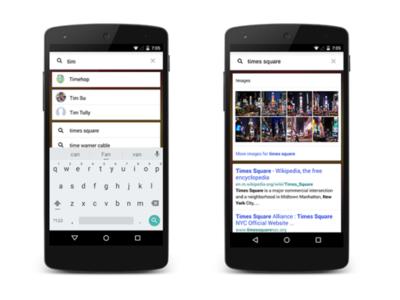 Yahoo Aviate se actualiza agregando búsqueda de aplicaciones, contactos y más