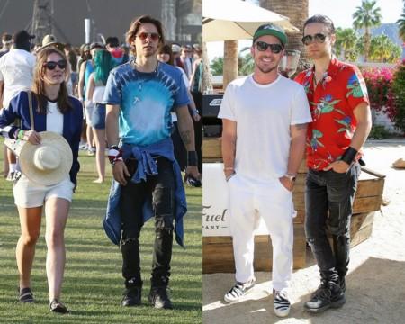 Jared Leto Style Coachella Music Festival 2016