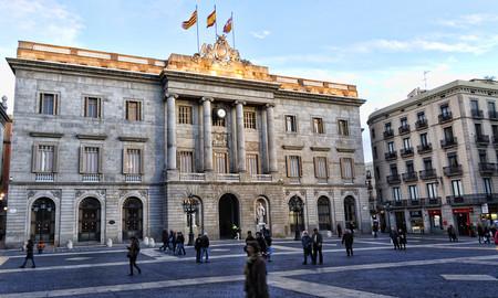 Barcelona Elimina Aparcamientos Motos Gratuitos Estados Alarma 2020