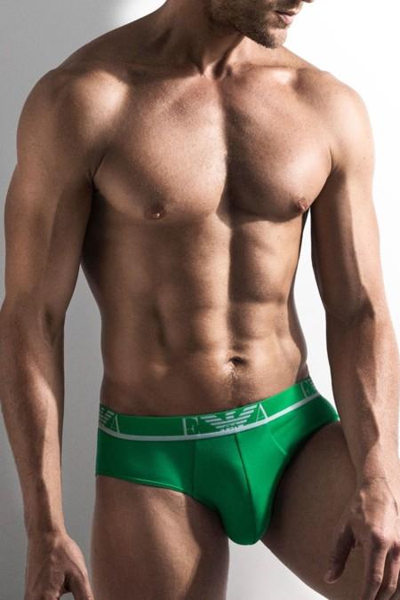 Jason Morgan Emporio Armani Underwear Spring Summer 2016 009