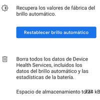 Cómo restablecer de fábrica el brillo automático de Android Pie, para reiniciar su  aprendizaje