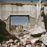 Robert Capa a color: exposición en el Jeu de Paume de Tours, Francia