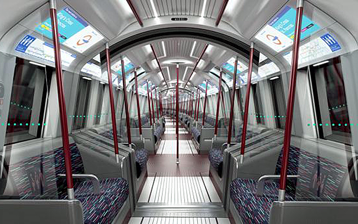 Foto de Metro de lOndres nuevo (7/9)