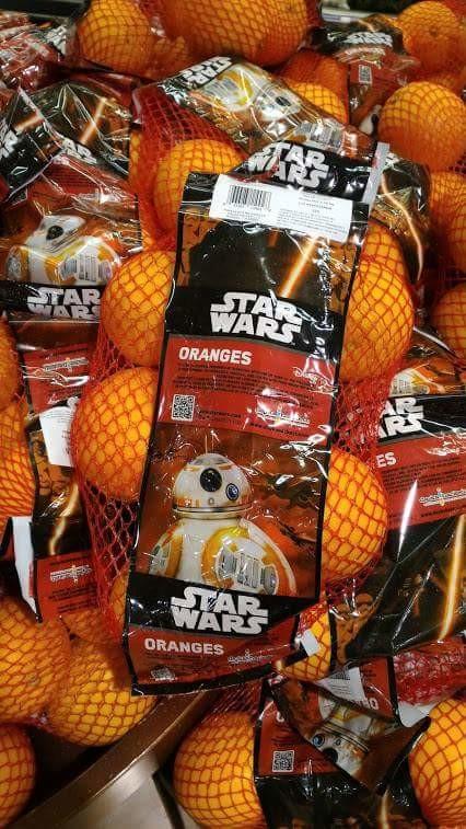 El merchandising bizarro de Star Wars se le escapa a Disney
