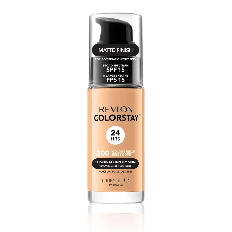 Revlon ColorStay Base de Maquillaje piel mixta/grasa FPS15