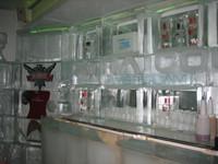 Xtracold Amsterdam, un bar de hielo