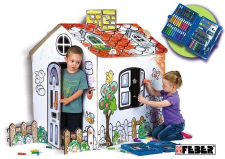 Dcartón: juguetes de ensueño para vuestros hijos que os recordarán a vuestra infancia