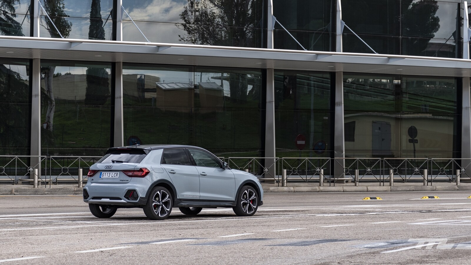 Foto de Audi A1 Citycarver 2020 prueba (23/39)