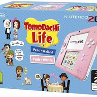 Consola Nintendo 2DS a precio de derribo en Amazon: con el juego Tomodachi Life por sólo 47,40 euros