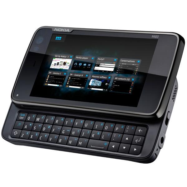 Foto de Nokia N900 (1/8)