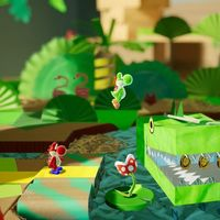 El entrañable Yoshi's Crafted World nos enseña sus cualidades en un gameplay de 30 minutos