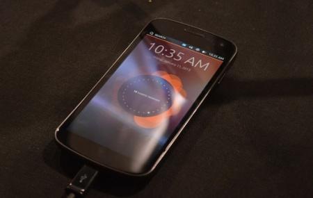 Ubuntu se convertirá en el quinto competidor del mercado móvil a partir de octubre