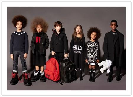 Givenchy presenta su primera colección infantil