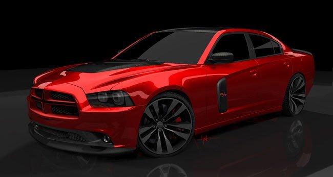 Mopar RedLine Dodge Charger