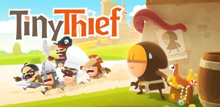 Tiny Thief para Android se vuelve gratuito y añade un nuevo episodio de pago