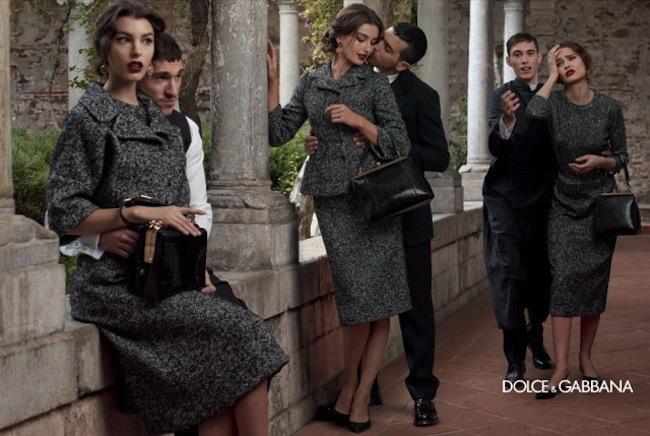 Foto de Campaña Otoño-Invierno 2013/2014 Dolce & Gabbana (8/12)