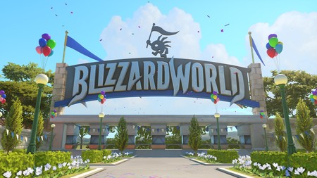 Overwatch abrirá las puertas de Blizzard World, el mapa con el mayor número de Easter Eggs por metro cuadrado,  el 23 de enero