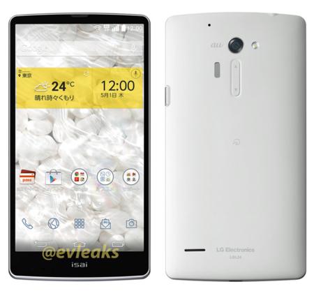 El LG Esai japonés nos estaría adelantando detalles del LG G3