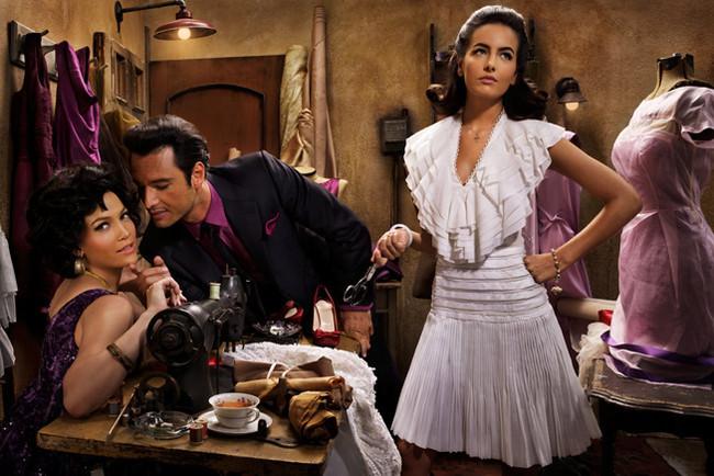 Foto de Vanity Fair recrea 'West Side Story'  (1/8)