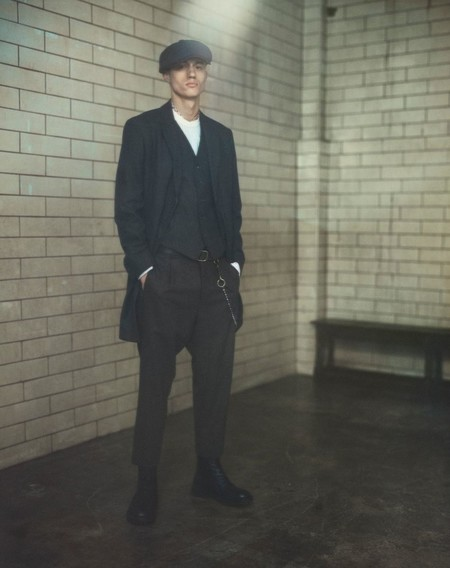 Peaky Blinders Kent Curwen Capsule Collection Trendencias Hombre Fall Winter 2019 03