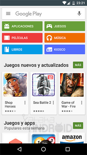 Play Store 5.10