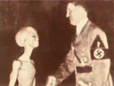 Por qué lo llaman Canal Historia cuando quieren decir Canal Mesías Alien Hitler