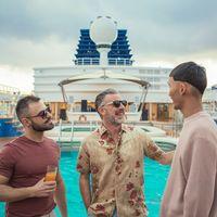 Axel Hotels se lanza al mar y presenta su primer crucero LGTBI