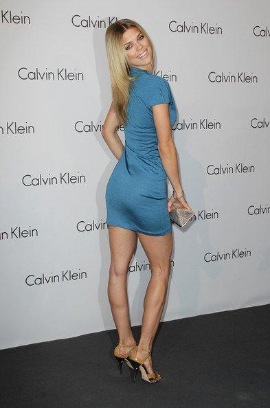 Todas las invitadas a la fiesta de Calvin Klein con Diane Kruger y Zoe Saldana brillando II