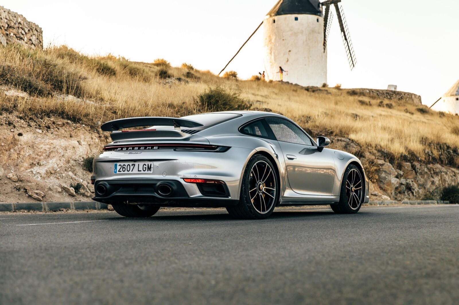 Foto de Porsche 911 Turbo S (Prueba) (34/45)