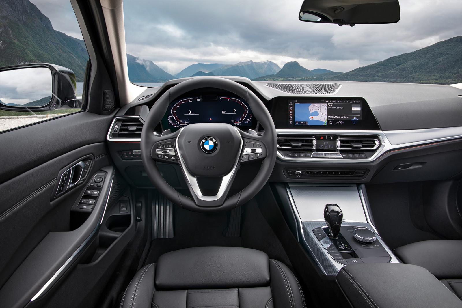 Foto de BMW Serie 3 2019 (75/131)