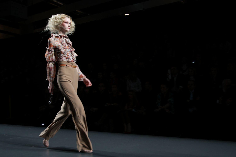Foto de Alma Aguilar en la Cibeles Madrid Fashion Week Otoño-Invierno 2011/2012 (26/126)
