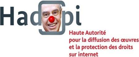 Hadopi entra en acción, los proveedores reciben miles de direcciones IP sospechosas