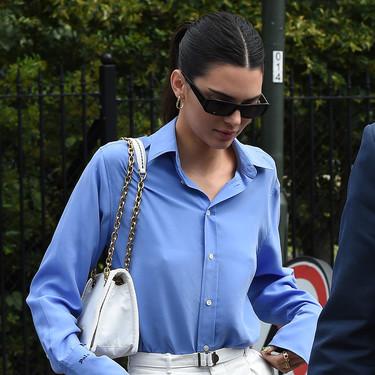 Hana Cross y Kendall Jenner nos muestran dos maneras distintas de lucir bermudas en verano