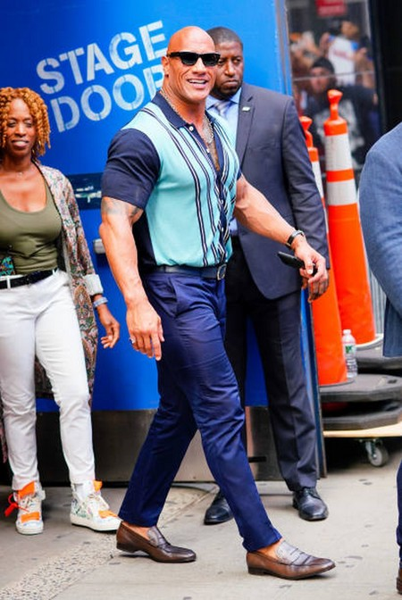 Dwayne Johnson Good Morning America Trendenciashmbre Com03