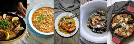 Los cinco arroces más buscados de Internet y sus recetas más fáciles y deliciosas