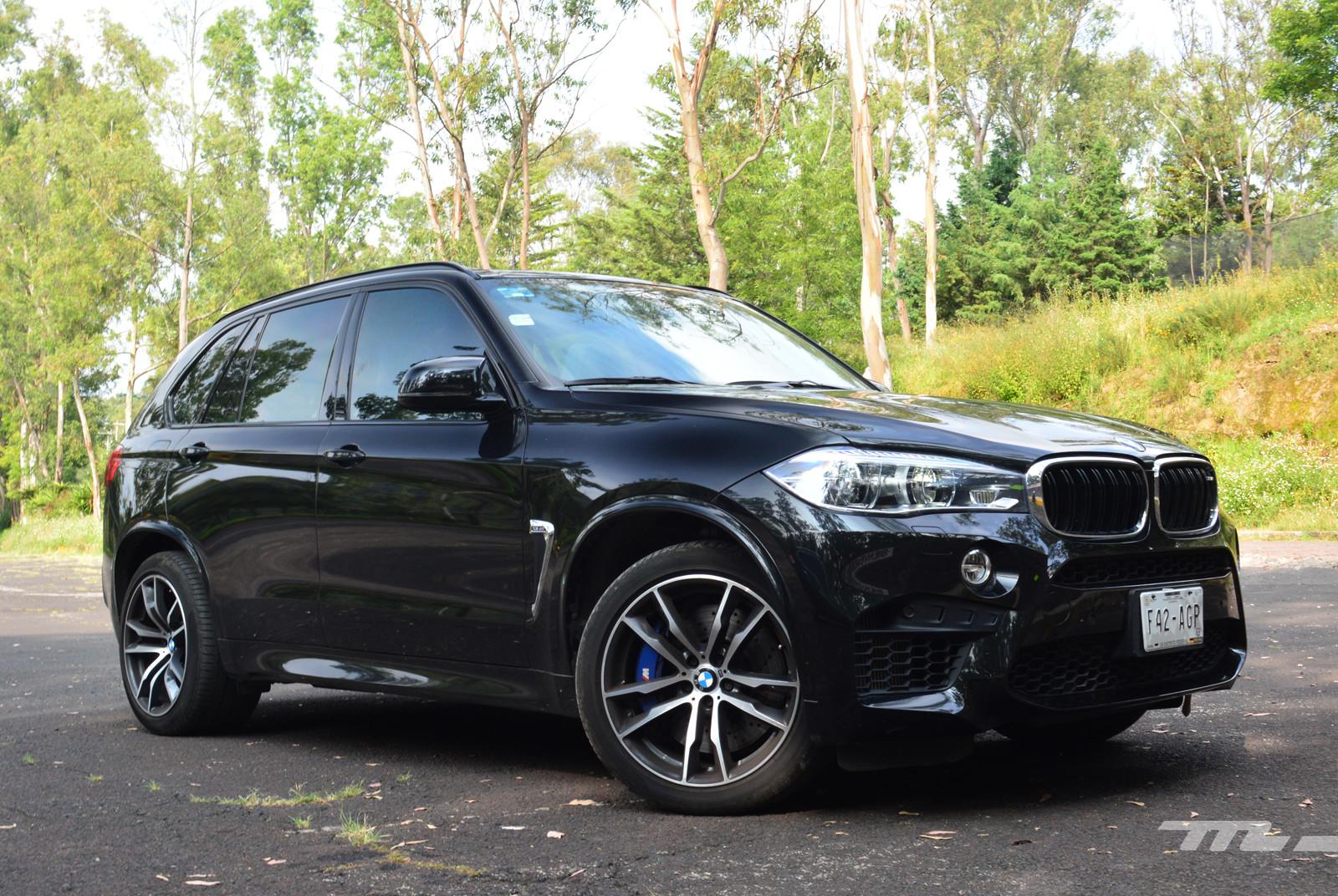 Foto de BMW X5 M (Prueba) (3/17)