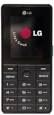 LG KG-320, ultradelgado de LG