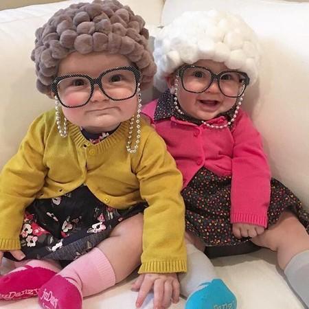 Bebé abuelas