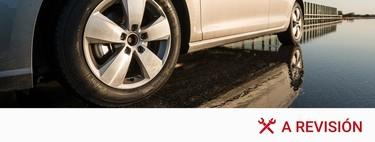 Por qué los neumáticos de los coches son negros