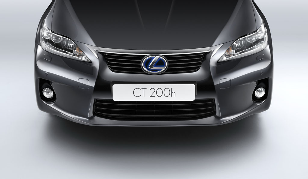 Foto de Lexus CT 200h (100/164)