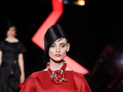Giorgio Armani Privé Alta Costura Primavera-Verano 2013: la pasión turca