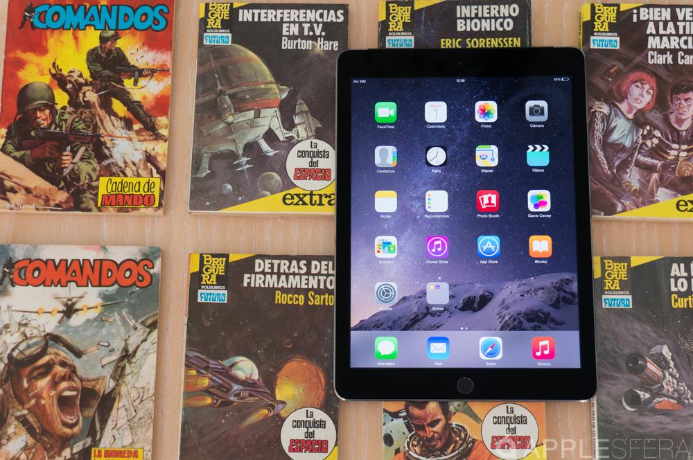 Foto de Este es el iPad Air 2 (39/48)