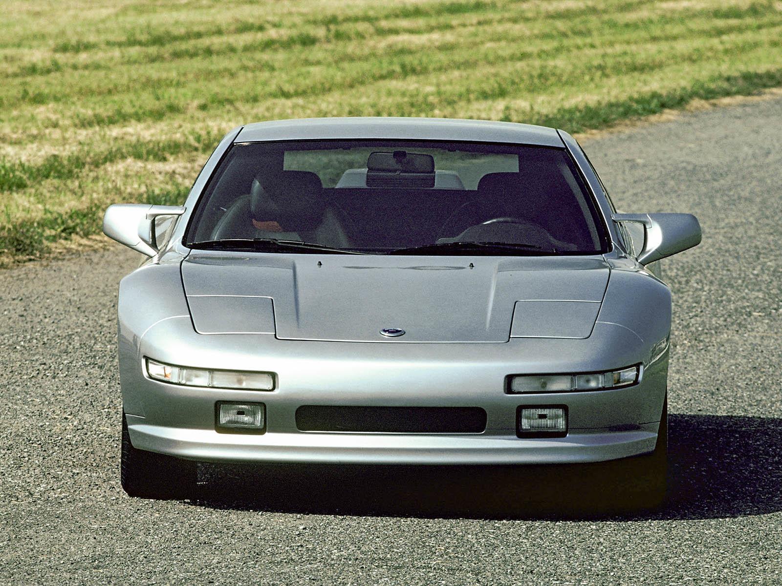 Foto de Nissan MID-4 II 1987 (8/20)