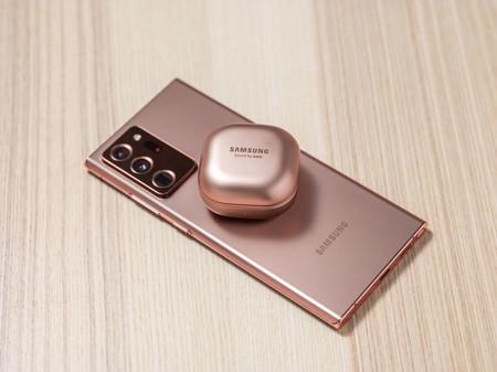 Samsung Galaxy Note 20 Ultra Carga